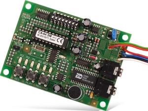NT-VG Tale modul med 16 beskeder