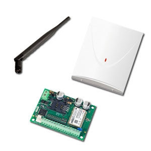 GPRS-T4 SÆT GPRS/GSM Modul med 8 indgange incl .antenne
