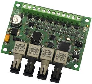 INT-FI Fiber optisk interface til Integra betj. o.a.
