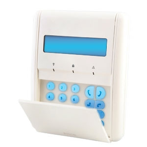2-vejs LCD betjeningspanel med PROX