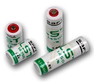 Lithium AA 3,6V / 1,4 Ah Oasis og JA-100