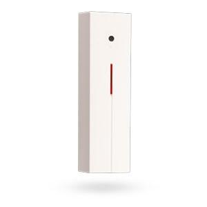 Mini trådløs akustisk glasbruds detektor