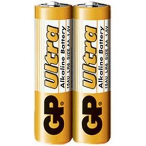 Alkaline AA batterier