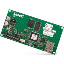 ETHM-1 PLUS SÆT- IP Ethernetmodul til fjernkontrol med kabel