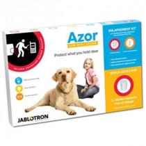 Azor alarm start kit med GSM sender (stor pakke)