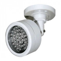 IR Lampe 40M 60 grader 48 LED's