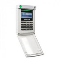 Trådløst betjening med LCD, tastatur og PROX