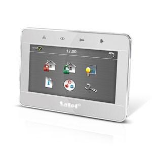 INT-TSG-SSW Touch Betjeningspanel til Integra - Hvidt