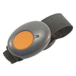 1-vejs WL nødkaldstryk med armbånd
