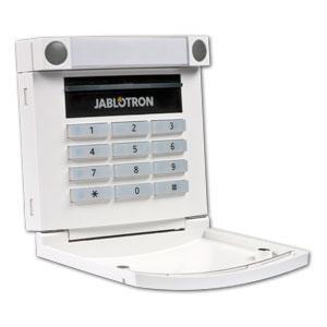 Jablotron trådløst betjeningspanel med PROX og tastatur